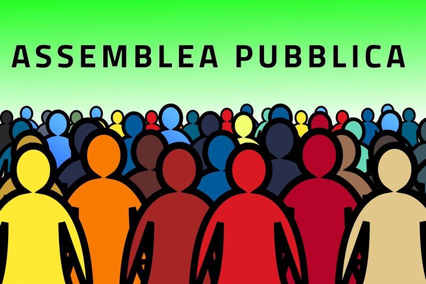 Convocazione assemblea pubblica per metanizzazione Comune di Pimentel