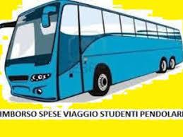 Graduatoria definitiva rimborso spese viaggio  studenti pendolari