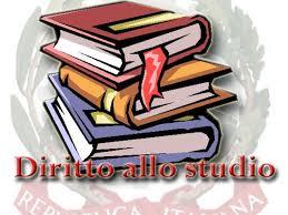 DIRITTO ALLO STUDIO 2019
